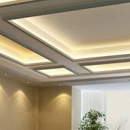 exemple de faux plafond à Vitry-sur-Seine (maison)