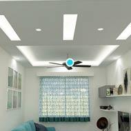 exemple de faux plafond