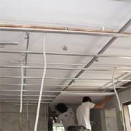 exemple de faux plafond à Auxerre (maison)