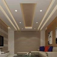 exemple de faux plafond à Meyzieu